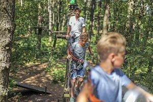 Activiteiten en Klimpark Joytime